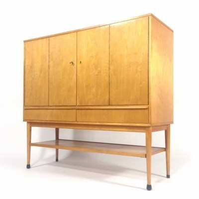 Birch Series Cabinet by Cees Braakman for Pastoe