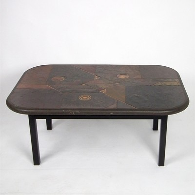 Coffee Table by Paul Kingma for Unknown Manufacturer