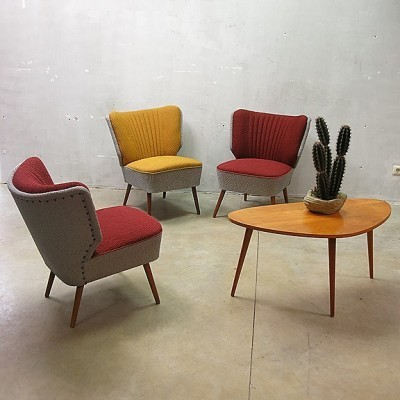 Lounge Chair by Unknown Designer for Artifort