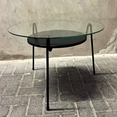 No. 535 Coffee Table by Wim Rietveld for Gispen