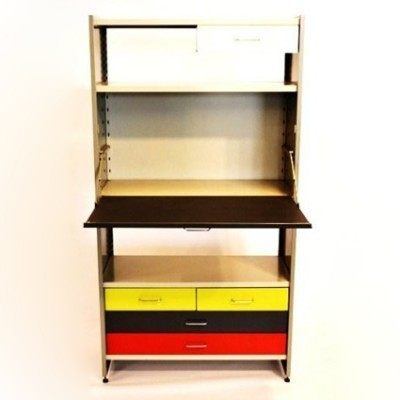 Gispen 5600 Series Cabinet by Wim Rietveld and André Cordemeyer for Gispen