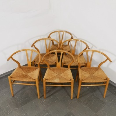 CH 24 Dinner Chair by Hans Wegner for Carl Hansen and Son