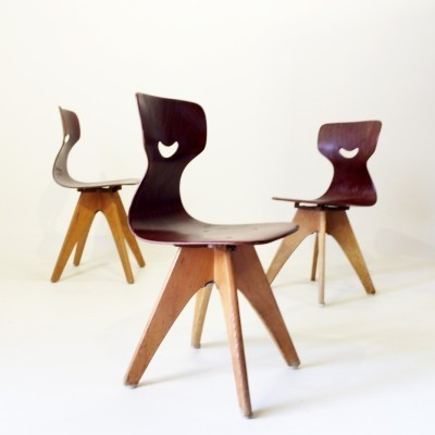 Various / Children Furniture / Childrenu0027s Chair Children Furniture From The  Fifties By Unknown Designer For Flötotto