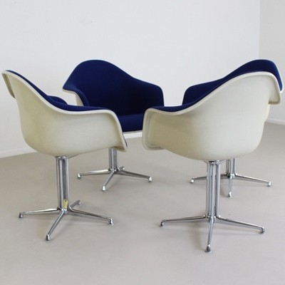 La Fonda Lounge Chair by Charles and Ray Eames for Vitra