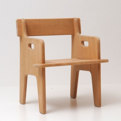 Peter Children Furniture by Hans Wegner for Unknown Manufacturer