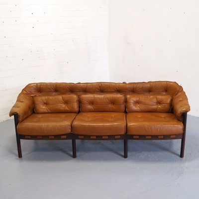 Sofa by Arne Norell for Mobel AB Arne Norell