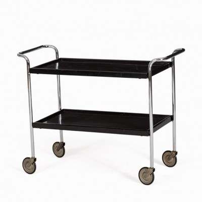 B47 Serving Trolley by Unknown Designer for Thonet