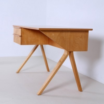 EB02 Writing Desk by Cees Braakman for Pastoe