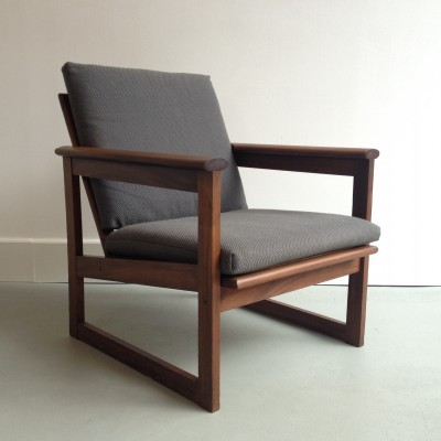 Lounge Chair by Illum Wikkelsø for Pastoe