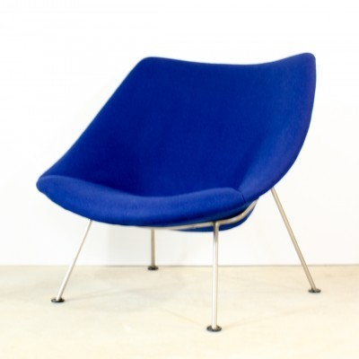Little Oyster Lounge Chair by Pierre Paulin for Artifort