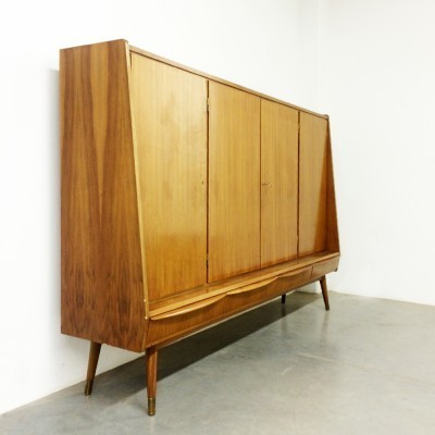 highboard cabinet by franz ehrlich for unknown. Black Bedroom Furniture Sets. Home Design Ideas