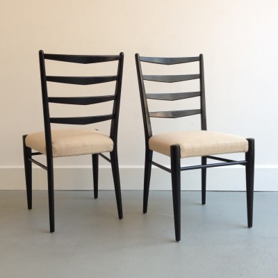 ST9 Dinner Chair by Cees Braakman for Pastoe