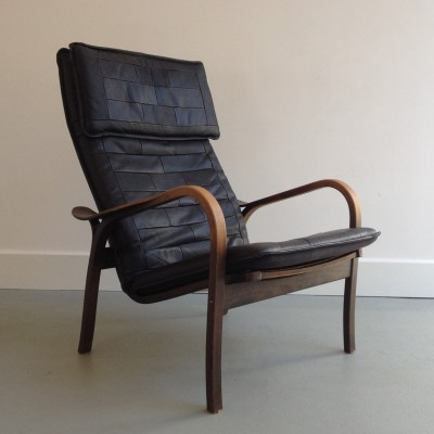 Lounge Chair by Yngve Ekström for Swedese