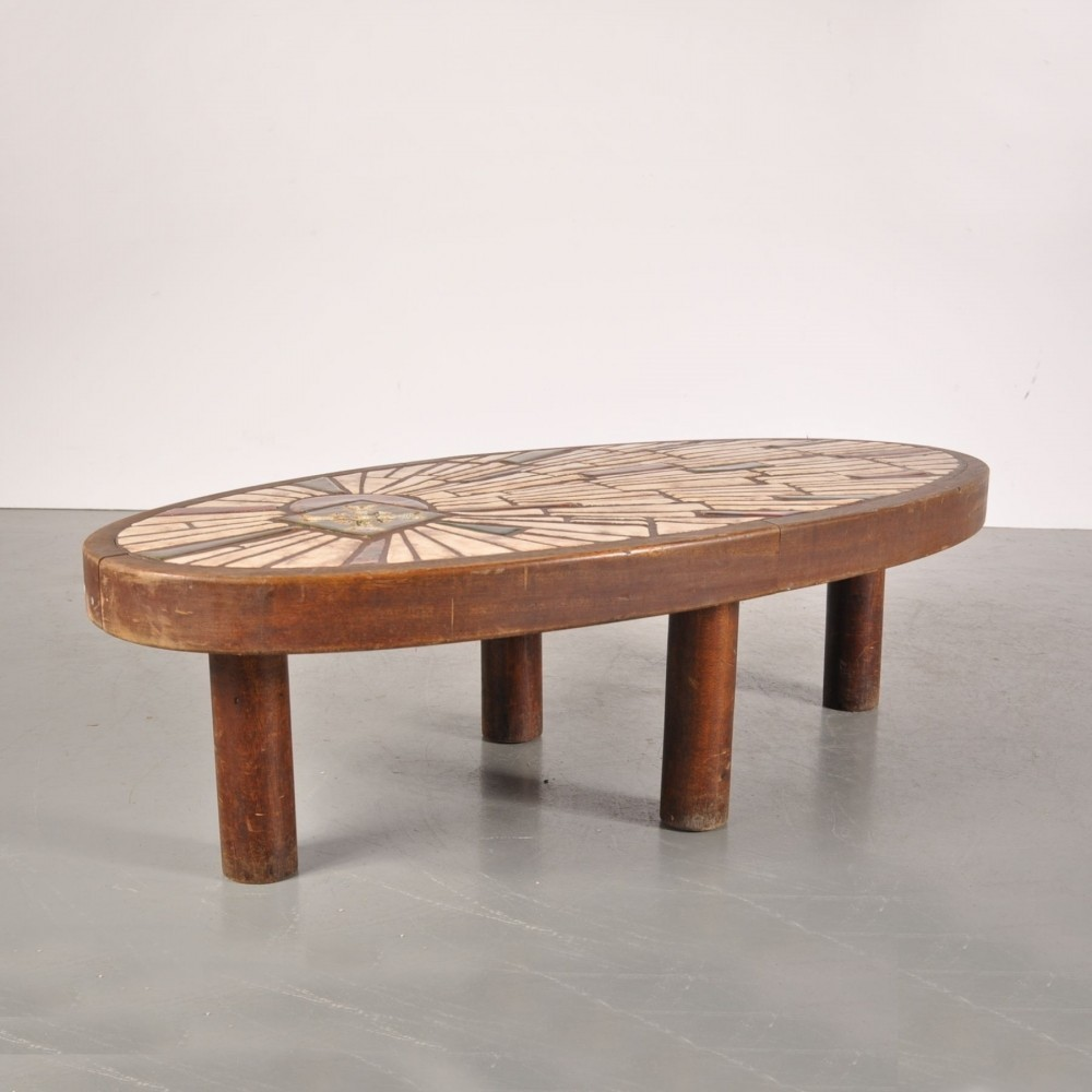 Coffee Table By Unknown Designer For Unknown Manufacturer 32541