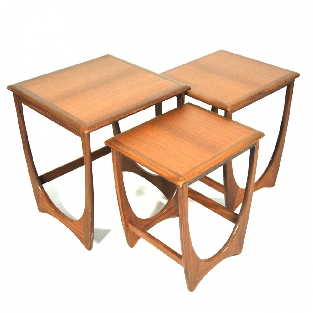 4 x astro series nesting table by victor wilkins for g plan 1960s 4 x astro series nesting table by victor wilkins for g plan 1960s geotapseo Choice Image