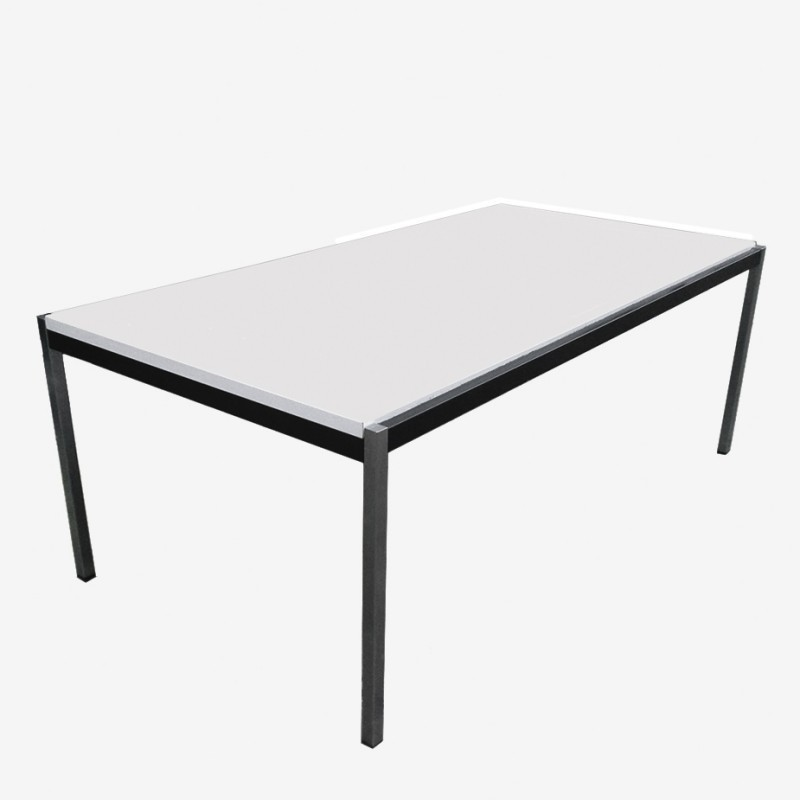 Coffee table by W. Gispen for Gispen, 1960s