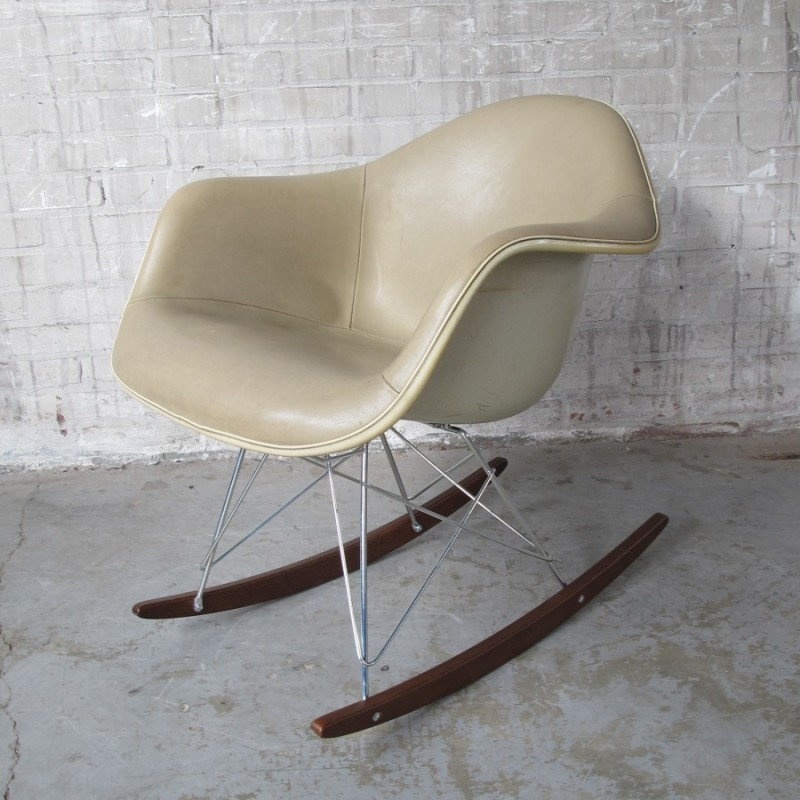 rar rocking chair by charles and ray eames for herman miller 32845