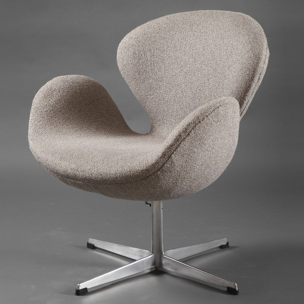 Swan Arm Chair By Arne Jacobsen, 1960s