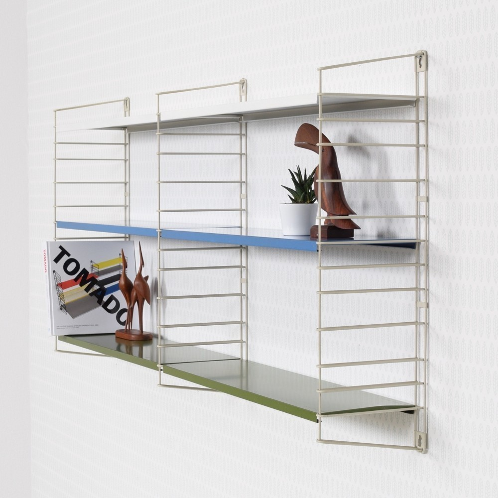 Wall Unit by A. Dekker and D. Dekker for Tomado Holland