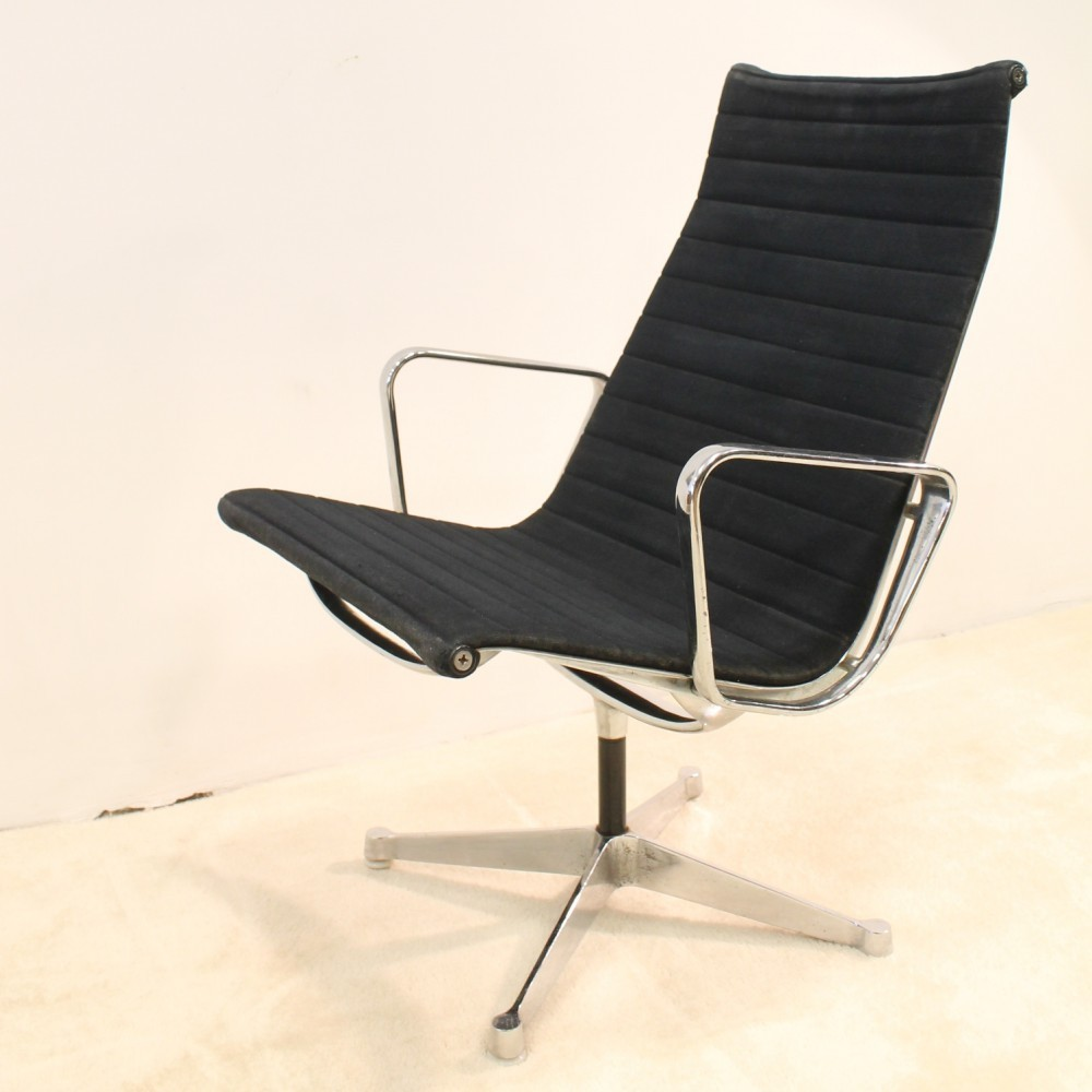 EA 116 Lounge Chair by Charles and Ray Eames for Herman Miller