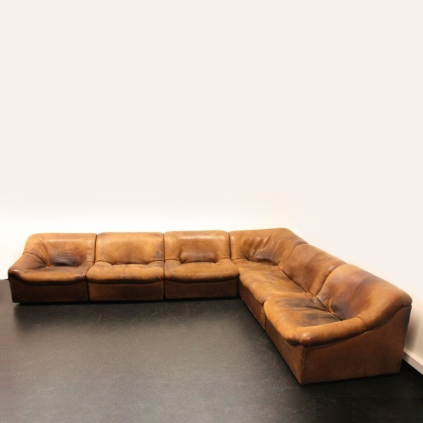 DS 46 Sofa by Unknown Designer for De Sede