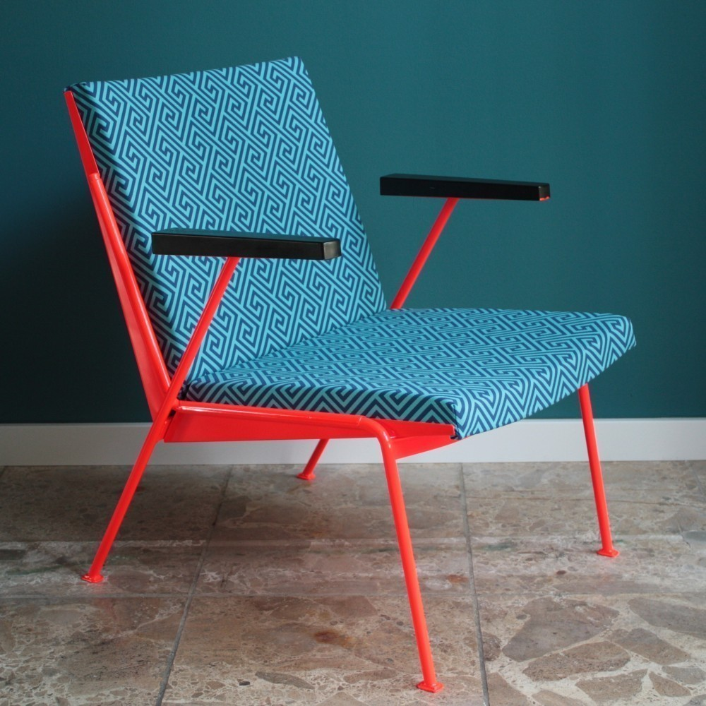Oasis Arm Chair by Wim Rietveld for Ahrend de Cirkel