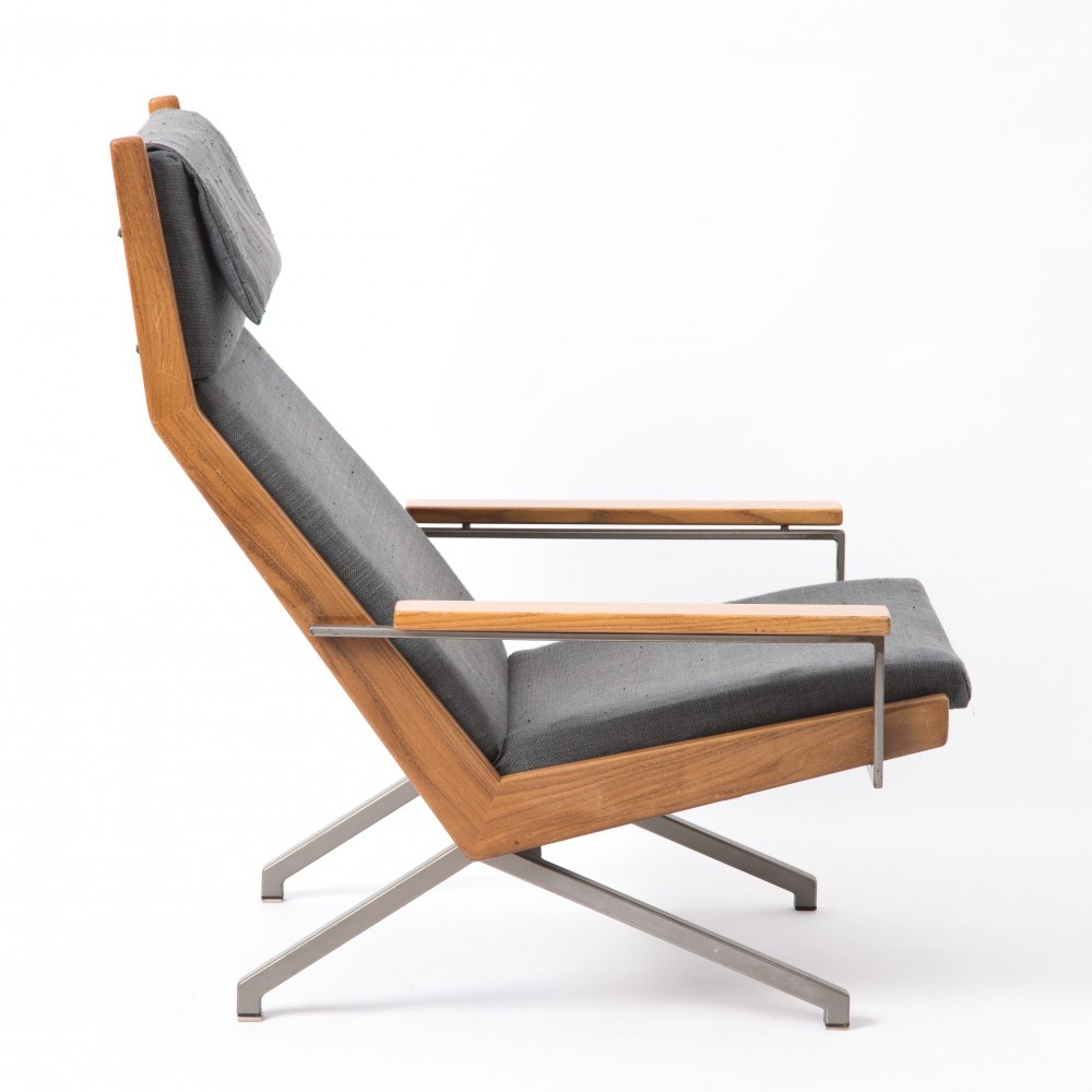 Awesome Lotus Lounge Chair By Rob Parry For Gelderland 1950S 33345 Pdpeps Interior Chair Design Pdpepsorg