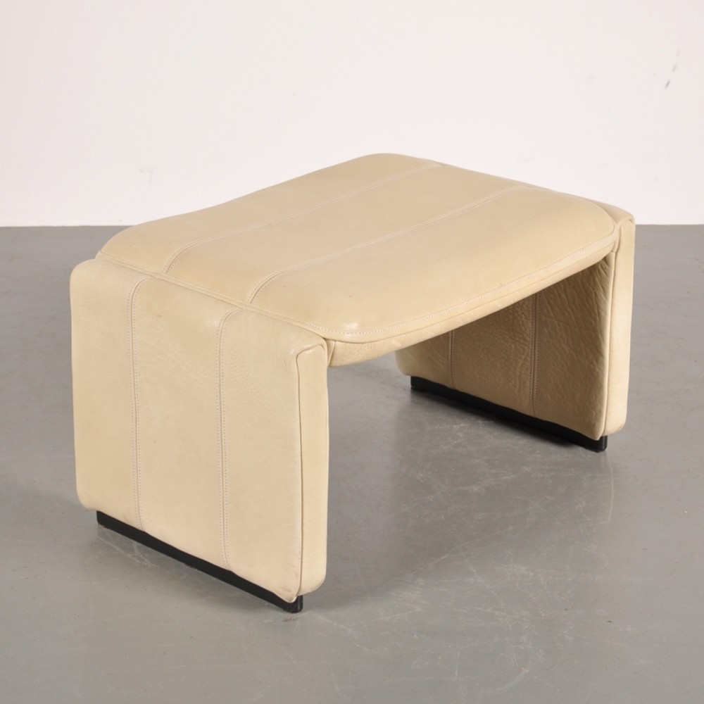 Pouf Stool by Unknown Designer for De Sede