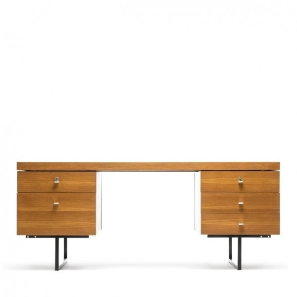 Ministre Writing Desk by Pierre Guariche for Meurop