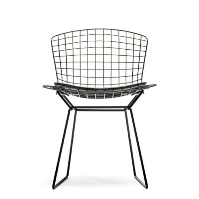 Wire Dinner Chair by Harry Bertoia for Knoll