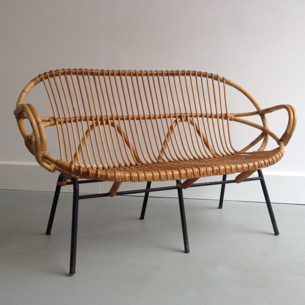 Sofa by Unknown Designer for Rohé Noordwolde