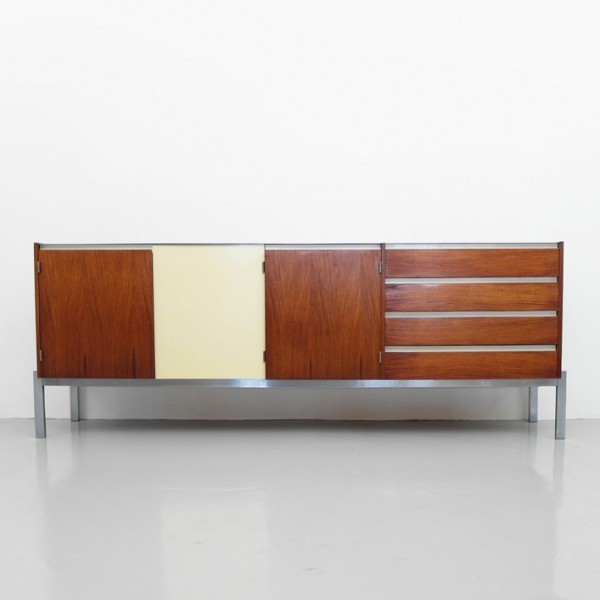 JDL 225 Sideboard by Kho Liang Ie and Wim Crouwel for Fristho