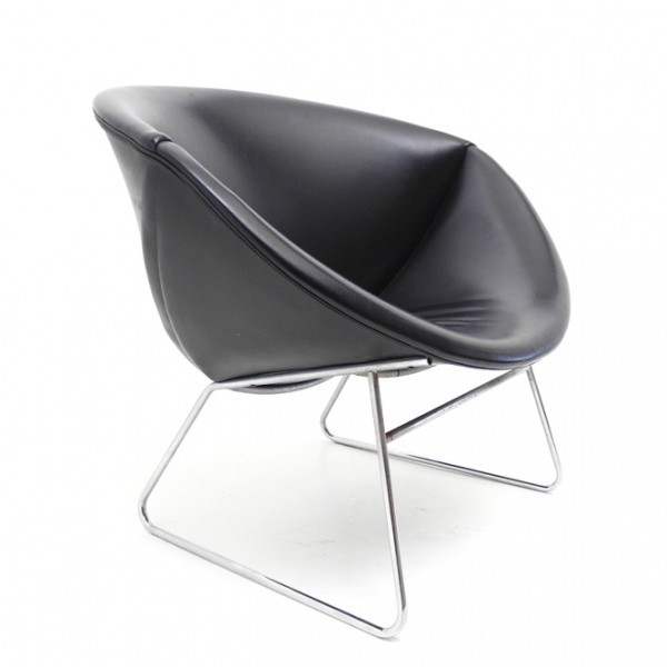 Lounge Chair by Rohé Design Team for Rohé Noordwolde