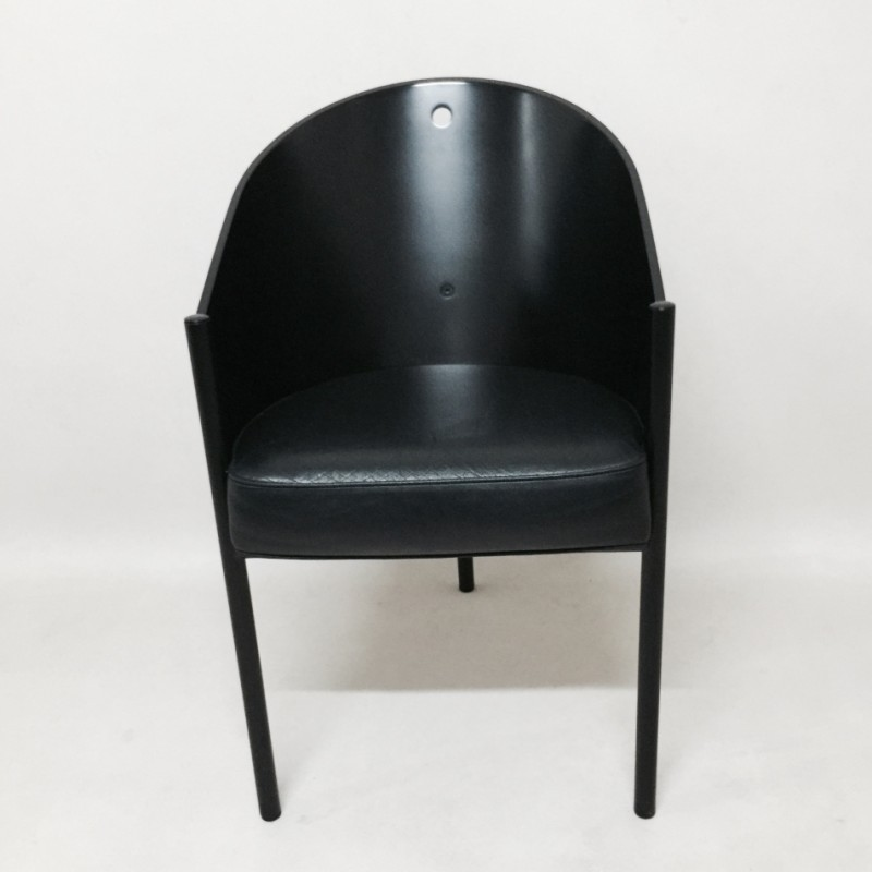 Costes dinner chair by philippe starck for aleph 33716 for Philippe starck chair