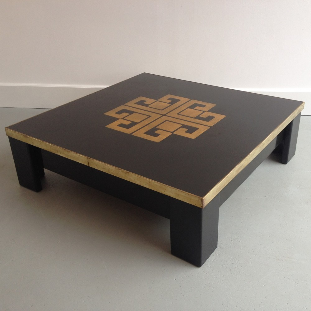 Coffee Table By Unknown Designer For Unknown Manufacturer 33847