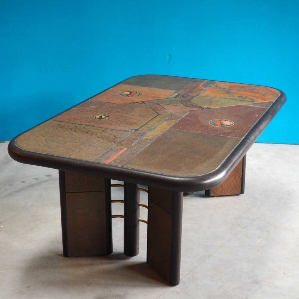 Las Vegas Coffee Table by Paul Kingma for Unknown Manufacturer