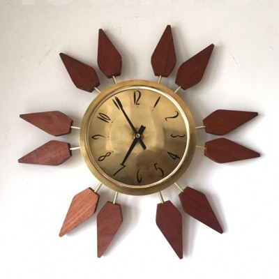Clock by Unknown Designer for Anstey and Wilson
