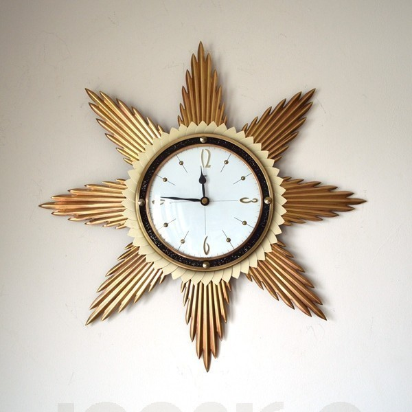 Clock by Unknown Designer for Metamec