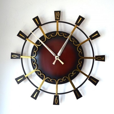 Clock by Unknown Designer for Junghans