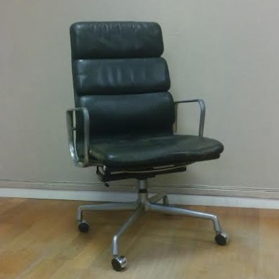 Ea 216 office chair by charles and ray eames for mobilier for Eames mobilier