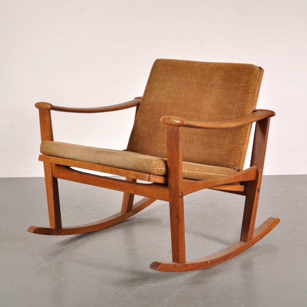 Rocking Chair by Finn Juhl for Pastoe