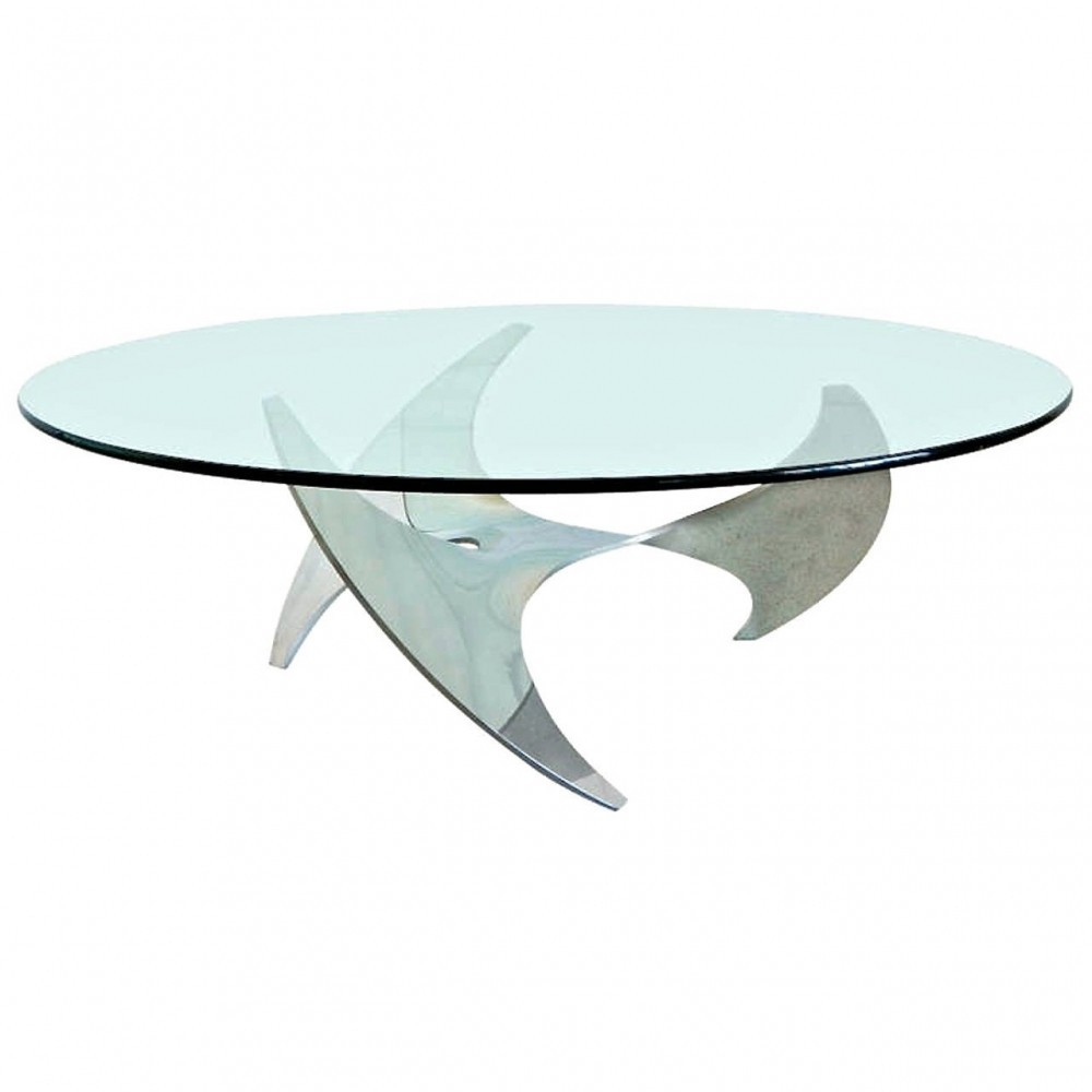 Propeller Coffee Table By Knut Hesterberg For Ronald