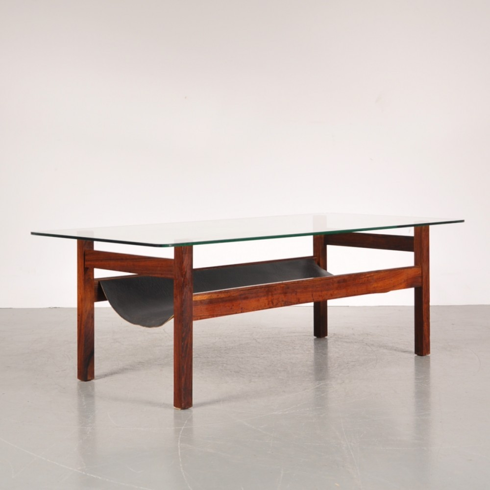 Coffee Table By Unknown Designer For Manufacturer