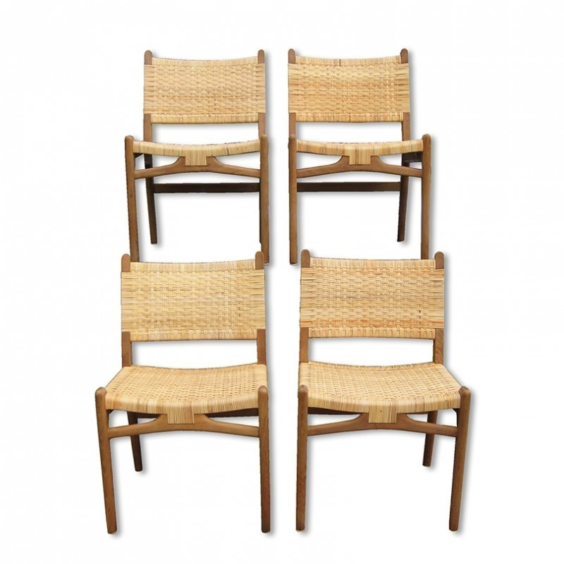 CH 31 Dinner Chair by Hans Wegner for Carl Hansen and Son