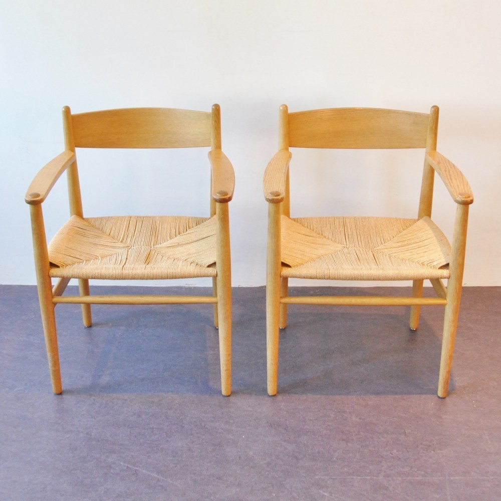 CH37 Arm Chair by Hans Wegner for Carl Hansen and Son