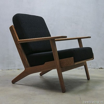 GE290 Arm Chair by Hans Wegner for Getama
