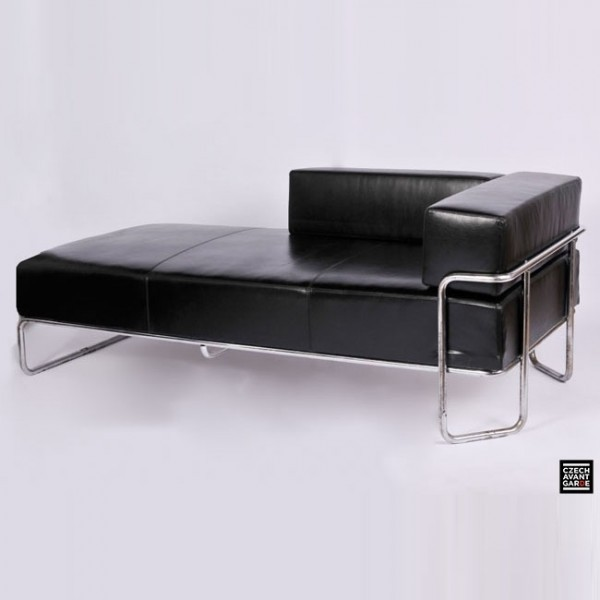 B 267 Sofa by Bruno Weil for Thonet