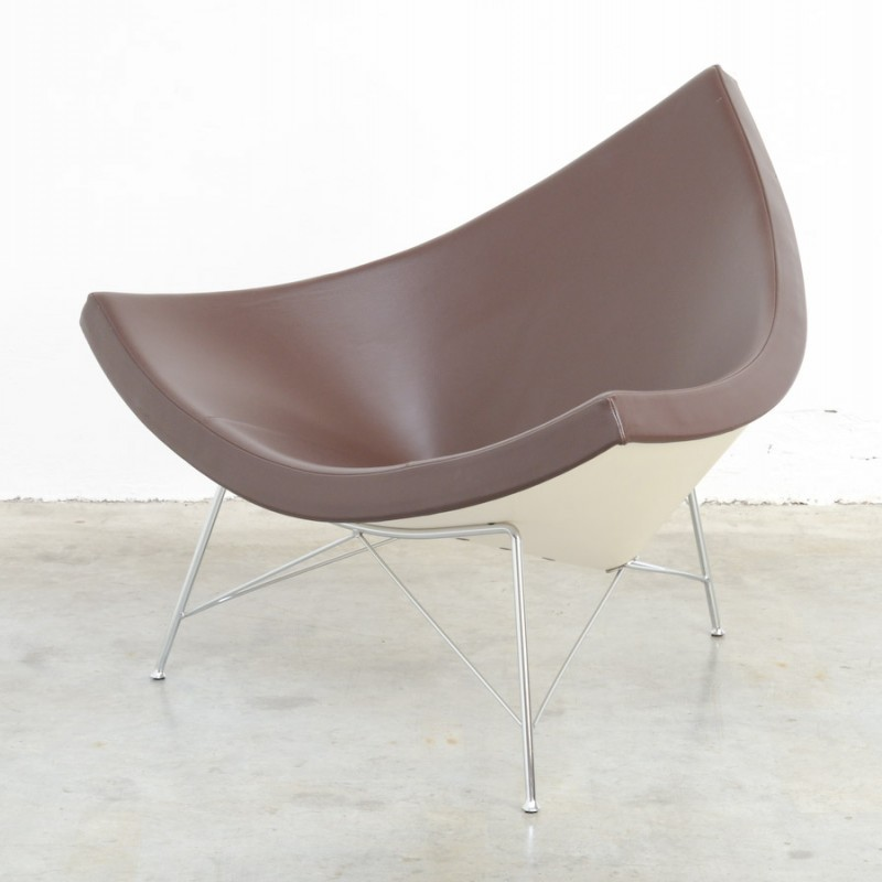 High Quality Coconut Lounge Chair By George Nelson For Vitra, 1950s