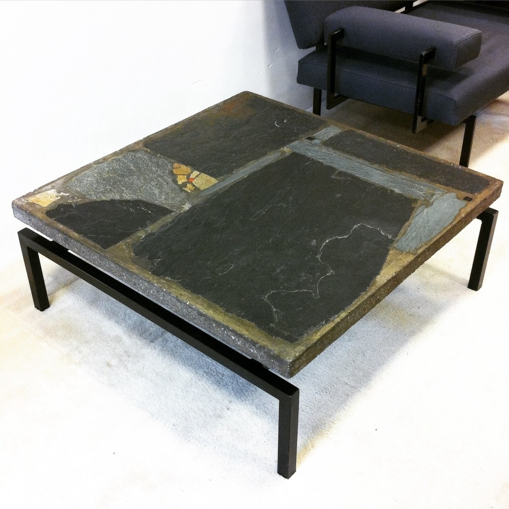 Coffee Table By Paul Kingma For Unknown Manufacturer 36056
