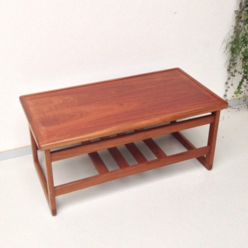 Coffee Table By Unknown Designer For Unknown Manufacturer 36149